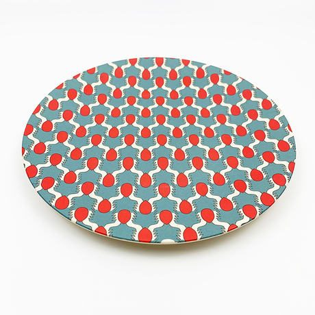 reusable Eco-safety Bamboo Fiber Plate Wholesale