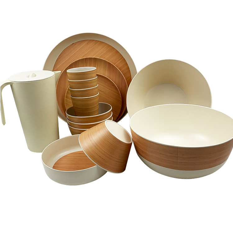 Why Using Bamboo Fiber Tableware?