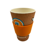Reusable Dishwasher Safe Biodegradable Bamboo Fiber Coffee Water Cups