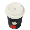 Chinese Suppliers Directly 300ml Reusable Bamboo Coffee Cups Wheat Fiber Mugs