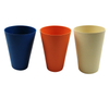 Healthy Bamboo Fiber Water Bottle Coffee Cups Wheat Fiber Mugs Cups