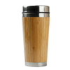 Wholesale Bamboo Travel Mug with Flip Top Bamboo Wood Cups
