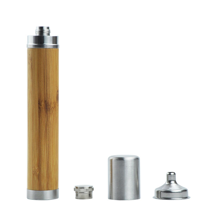 Bamboo stainless steel Insulated Mug for sale